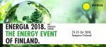We are taking part in Energia in Finland