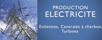Production Electricite
