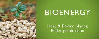Fire protection in the Bioenergy Industry